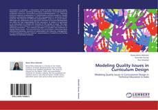 Borítókép a  Modeling Quality Issues in Curriculum Design - hoz