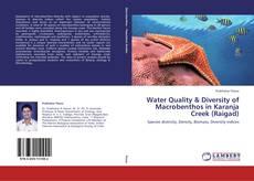 Bookcover of Water Quality & Diversity of Macrobenthos in Karanja Creek (Raigad)