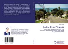 Bookcover of Electric Drives Principles
