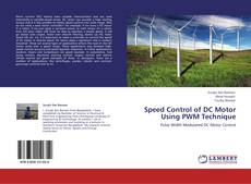 Bookcover of Speed Control of DC Motor Using PWM Technique
