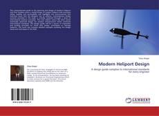 Copertina di Modern Heliport Design