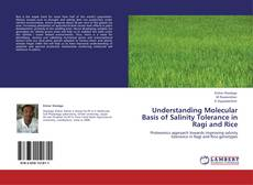 Portada del libro de Understanding Molecular Basis of Salinity Tolerance in Ragi and Rice