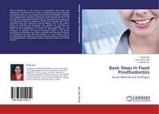 Copertina di Basic Steps In Fixed Prosthodontics