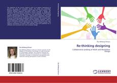 Portada del libro de Re-thinking designing