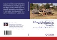 Bookcover of Different Methodologies for Measuring Poverty in Sharpeville