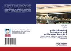 Обложка Analytical Method Development and Validation of Stanazolol