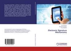 Обложка Electronic Signature Mechanisms