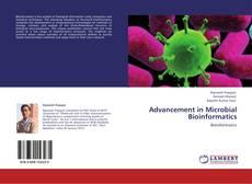 Couverture de Advancement in Microbial Bioinformatics