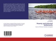 Bookcover of Poverty and Informal Settlements