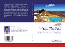 Bookcover of Analysis and Modelling of Seismic Surface Wave