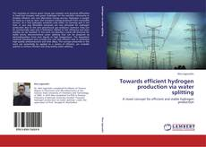 Bookcover of Towards efficient hydrogen production via water splitting
