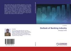 Обложка Outlook of Banking industry