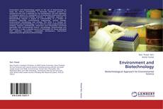 Capa do livro de Environment and Biotechnology