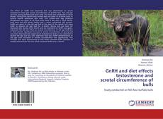 Обложка GnRH and diet effects testosterone and  scrotal circumference of bulls