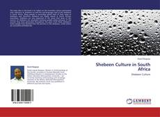 Portada del libro de Shebeen Culture in South Africa