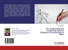 The relationship b/n Leadership Styles & Employee Commitment in PHEIs的封面