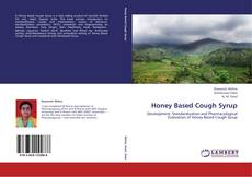 Portada del libro de Honey Based Cough Syrup