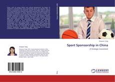 Bookcover of Sport Sponsorship in China