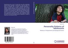 Bookcover of Personality Patterns of Adolescents