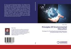 Buchcover von Principles Of Environmental Education