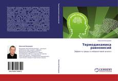 Bookcover of Термодинамика равновесий