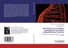Bookcover of The Efficiency of Rabbits Transgenesis by Sperm Mediated Gene Transfer
