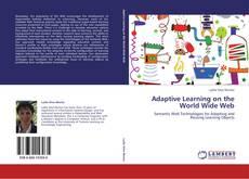 Copertina di Adaptive Learning on the World Wide Web