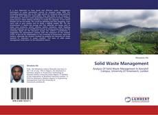 Buchcover von Solid Waste Management