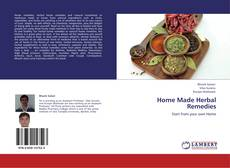 Bookcover of Home Made Herbal Remedies