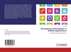 Capa do livro de Developing Technologies in Mobile Applications