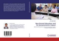 Bookcover of Non-formal Education and Its Socioeconomic Impact
