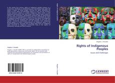 Bookcover of Rights of Indigenous Peoples