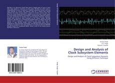 Design and Analysis of Clock Subsystem Elements的封面