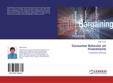 Bookcover of Consumer Behavior on Investments