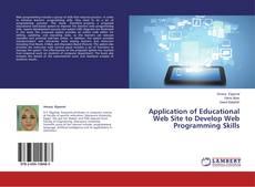 Copertina di Application of Educational Web Site to Develop Web Programming Skills