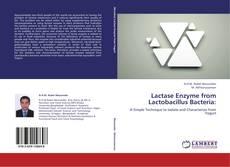 Lactase Enzyme from Lactobacillus Bacteria:的封面