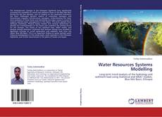 Couverture de Water Resources Systems Modelling