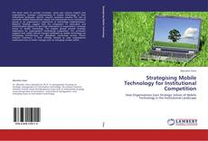 Buchcover von Strategising Mobile Technology for Institutional Competition