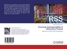 Ensuring Interoperability in eDiscovery Process kitap kapağı