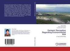 Обложка Farmers' Perception Regarding Environmental Risk