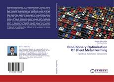 Portada del libro de Evolutionary Optimization Of Sheet Metal Forming