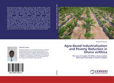 Bookcover of Agro-Based Industrialisation and Poverty Reduction in Ghana w/Africa
