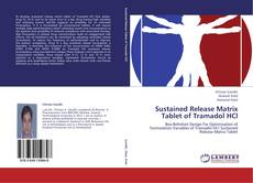 Couverture de Sustained Release Matrix Tablet of Tramadol HCl