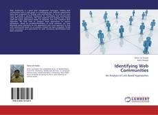 Buchcover von Identifying Web Communities