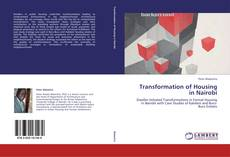 Bookcover of Transformation of Housing in Nairobi