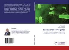 Capa do livro de Listeria monocytogenes