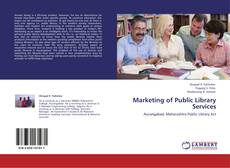 Buchcover von Marketing of Public Library Services