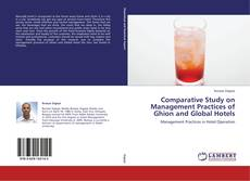 Couverture de Comparative Study on Management Practices of Ghion and Global Hotels