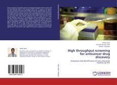 anti cancer drug screening in vitro