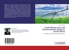 Bookcover of Land Reform Law and Environmental Justice in South Africa